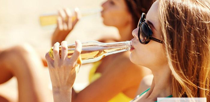 Alcohol Friendly Beaches