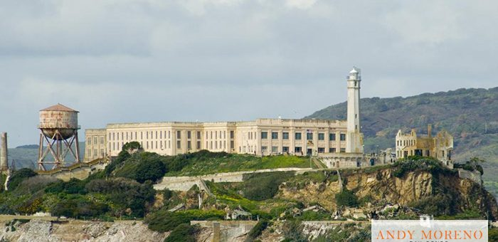 Scary Legends of California: Alcatraz