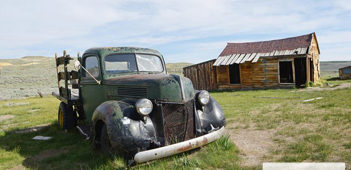 Scary Legends of California: Bodie the Ghost Town