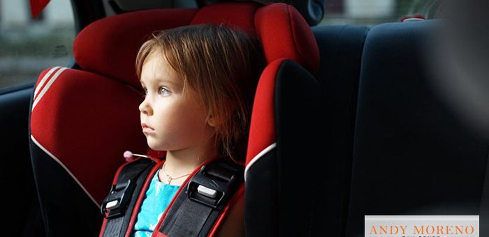 When Shouldn't You Leave Your Pet or Child in the Car?