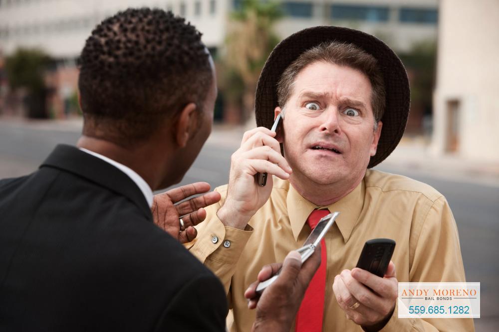 Do Not Panic Over an Arrest