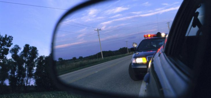 What Are California's Laws on Car Chases?
