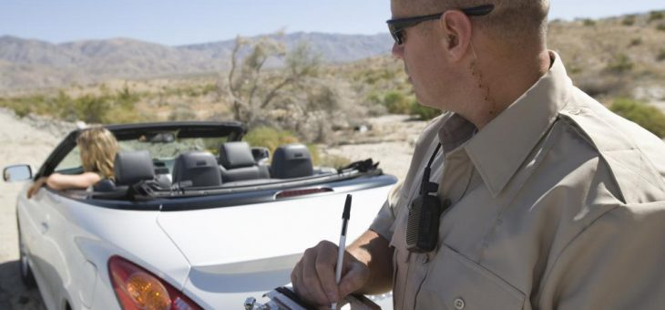 Fake Cops Are Conducting Traffic Stops