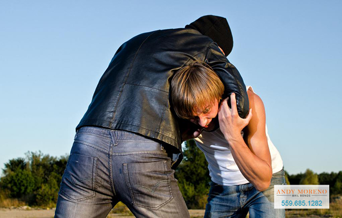 The Legal Consequences of Fighting In Public