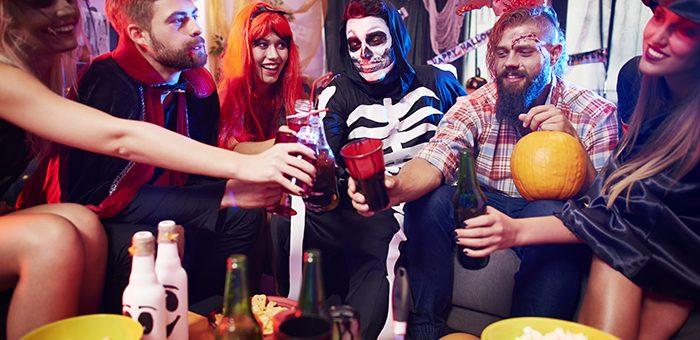 Drunk Driving on Halloween